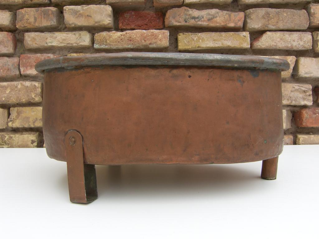 Antik Badewanne 1718 Jahrhundert Aus Kupfer Sofort Kaufen Bei