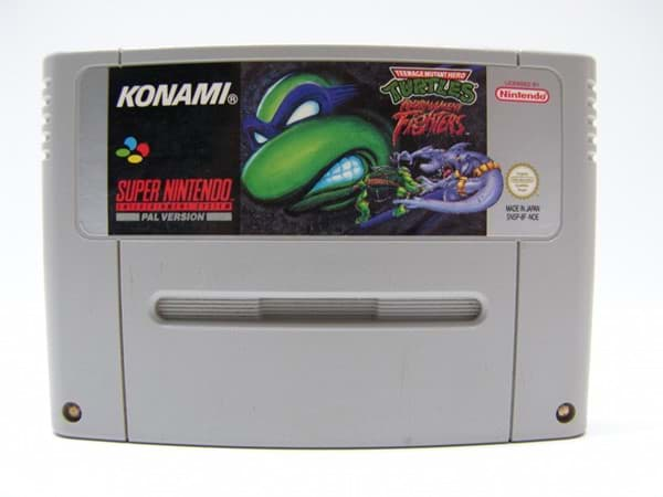 Bild von Super Nintendo SNES Spiel Teenage Mutant Hero Turtles: Turnament Fighters