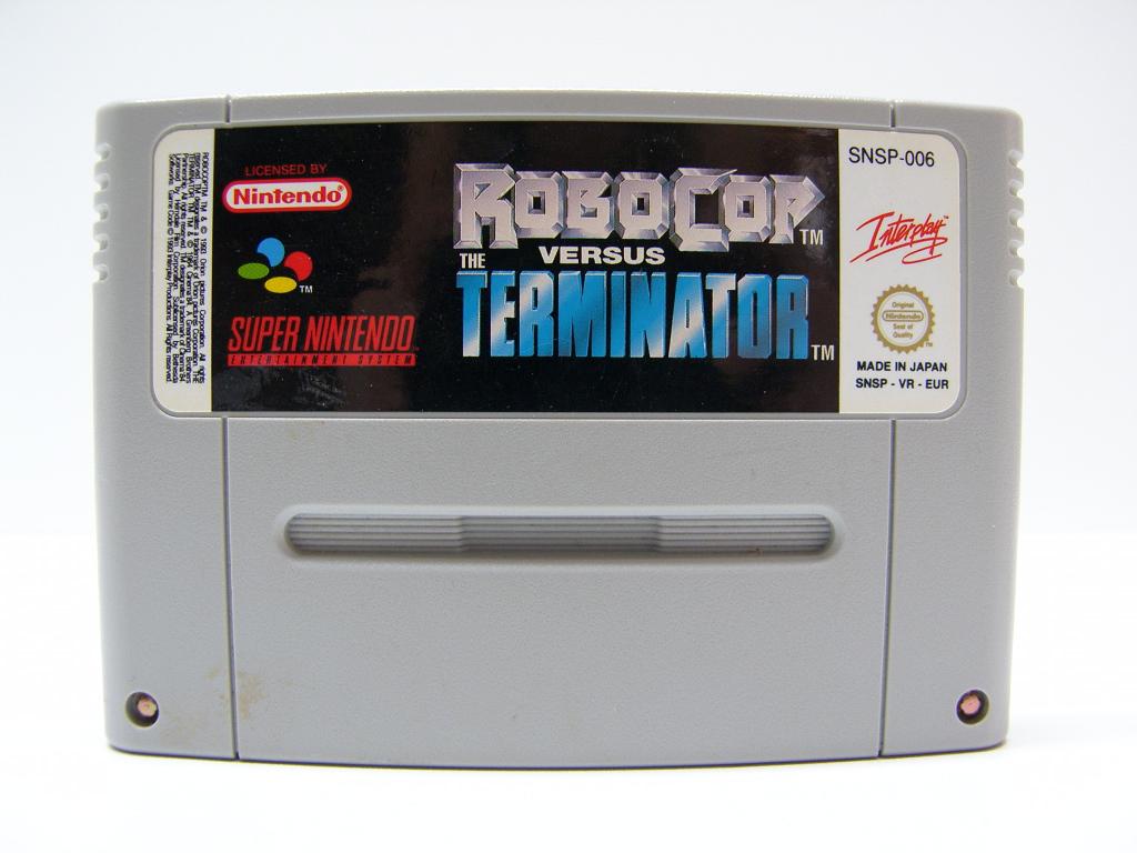 Terminator Spiele