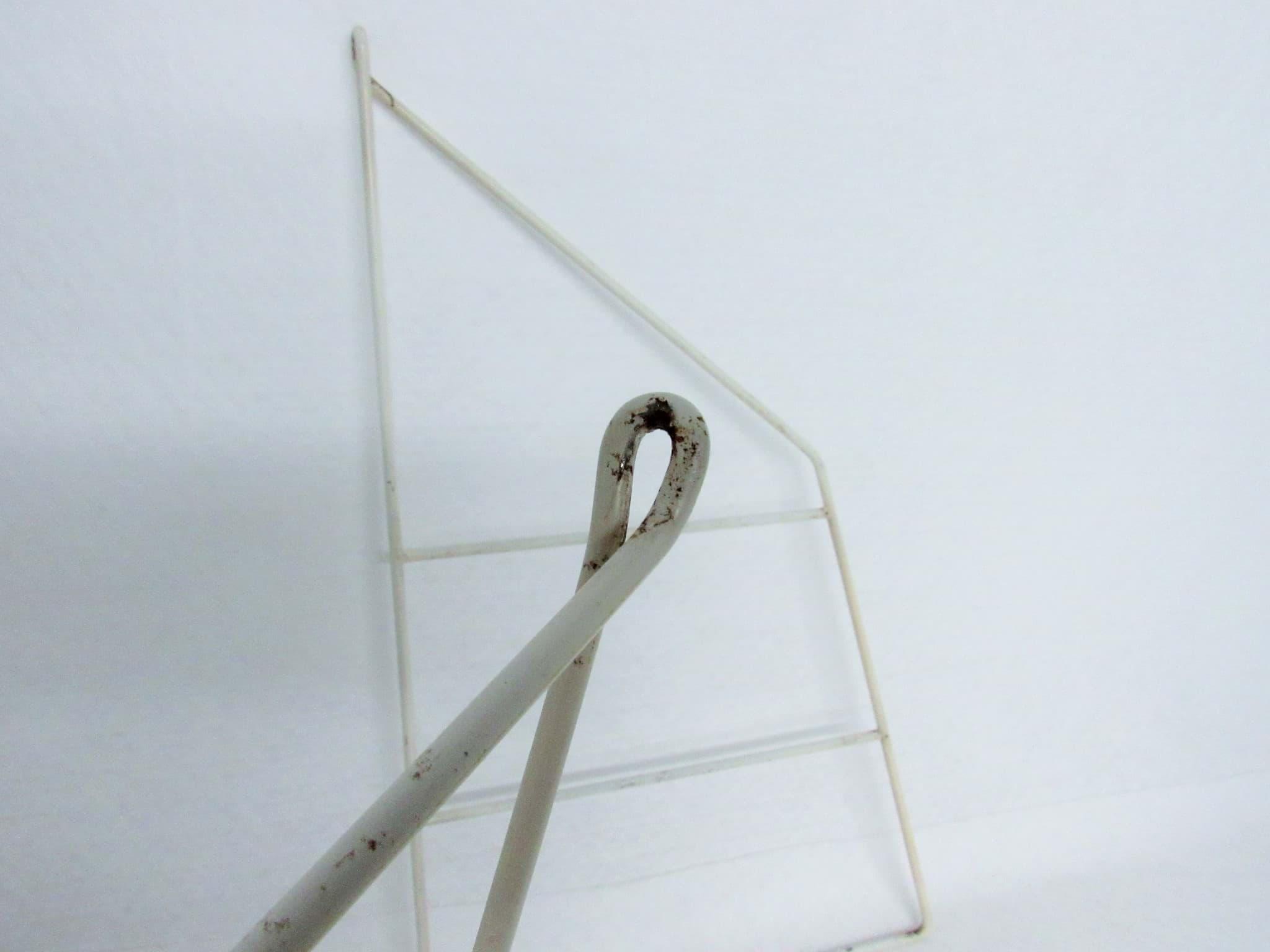 String Wandregal Leitern Paar Weiss Sofort Kaufen Bei Uns Im