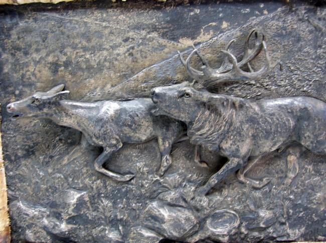 Jagd & Fischen Antiquitäten & Kunst Vornehm Rehbock Geweih